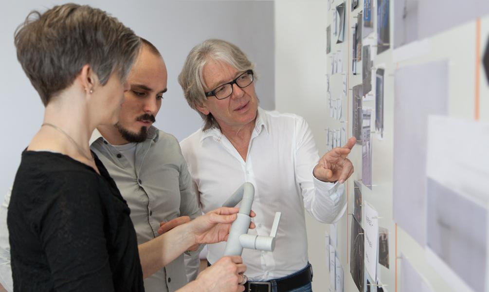 Studium produktdesign theorie alleine reicht nicht for Produktdesign berlin studium