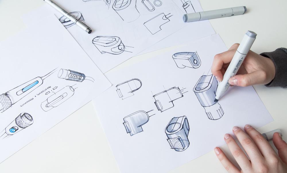 praktikum im bereich produktdesign